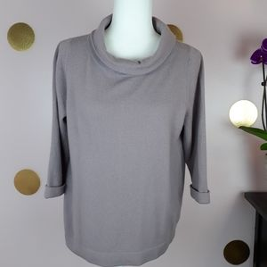 Pure Collection Lavender Sweater 100% Cashmere